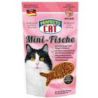 Perfecto Cat Feine Mini-Fische mit Lachs