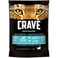 Crave Katzenfutter mit Lachs & Weissfisch
