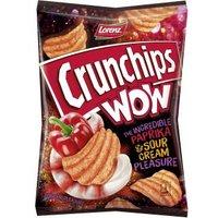 Lorenz Crunchips Wow Paprika & Sour Cream