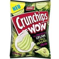 Lorenz Crunchips Wow Cream & Wasabi