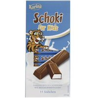 Karina Schoki Für Kids Schokoriegel