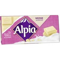 Alpia Weiße Schokolade