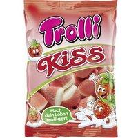 Trolli Kiss Schaum-Erdbeeren