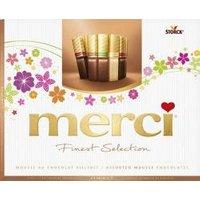 Merci Mousse au Chocolat Finest Selection