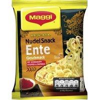 Maggi Magic Asia Instant Nudeln Snack mit Ente
