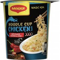 Maggi Magic Asia Noodle Cup Chicken Black Pepper & Chili