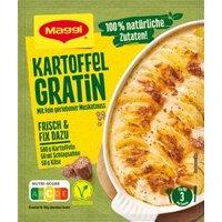 Maggi Fix für Kartoffel Gratin