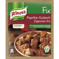 Knorr Fix Paprika-Gulasch Zigeuner Art