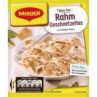 Maggi Fix für Rahm Geschnetzeltes