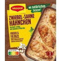 Maggi Fix für Zwiebel-Sahne-Hähnchen