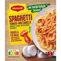 Maggi Fix für Spaghetti Tomate-Mozzarella