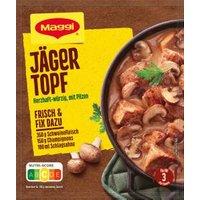 Maggi Fix für Jäger-Topf