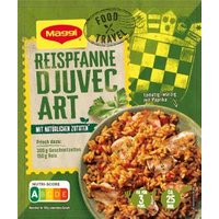 Maggi Fix für Reis Djuvec Art