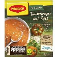 Maggi Für Genießer Tomatensuppe mit Reis