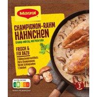 Maggi Fix für Champignon Rahm Hähnchen