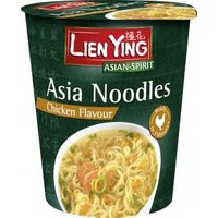 Lien Ying Asian-Spirit Noodles Chicken Flavour