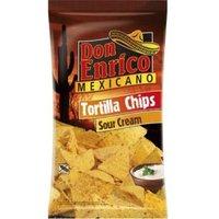 Don Enrico Mexicano Tortilla Chips Sour Cream