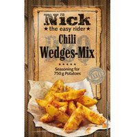 Nick BBQ Chili-Wedges-Mix Würzmischung