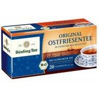 Bünting Original Ostfriesentee Bio Schwarzer Tee