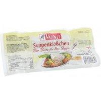 Valenzi Suppenklößchen mit Gartenkräutern