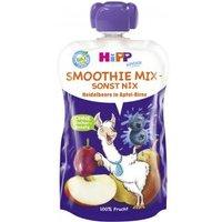 Hipp Smoothie-Mix Quetschbeutel Heidelbeere in Apfel-Birne