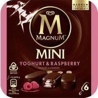 Magnum Mini Yoghurt Raspberry