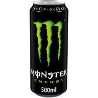 Monster Energy (Einweg)