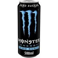 Monster Energy Absolutely Zero (Einweg)