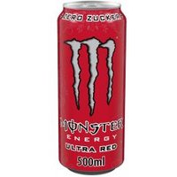 Monster Energy Ultra Red (Einweg)