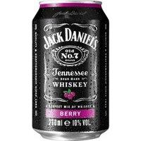 Jack Daniel's Old No.7 & Berry (Einweg)