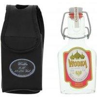 Heiko Blume Wodka mit Handy-Tasche