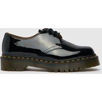 Dr Martens Black 1461 Bex Flat Shoes
