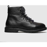 Schuh Black Navigator Boots
