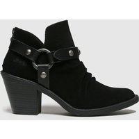Blowfish Malibu Black Libby Vegan Boots