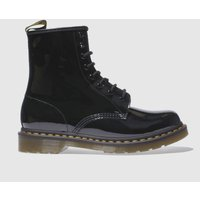 Dr Martens Black 1460 8 Eye Patent Boots