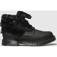 Dr Martens Black 1460 Kolbert Snowplow Boots