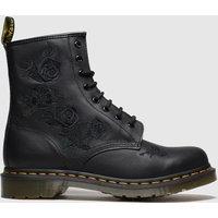 Dr Martens Black 1460 Vonda Mono Boots
