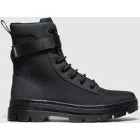 Dr Martens Black Combs W Tech Boots
