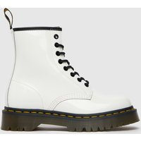 Dr Martens White 1460 Bex Boots