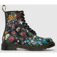 Dr Martens Multi 1460 Pascal Floral Boots