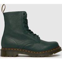 Dr Martens Dark Green 1460 Pascal Boots
