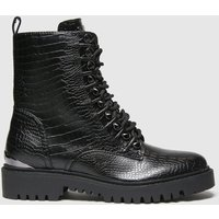 GUESS Black Oxana Boots