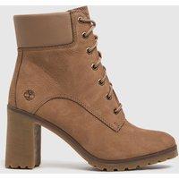 Timberland Tan Allington Boots
