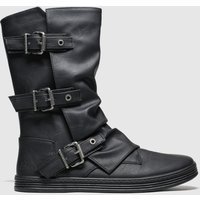 Blowfish Malibu Black Flynt Boots