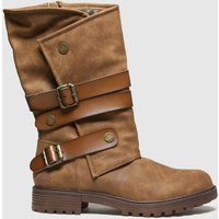 Blowfish Malibu Brown Raexy Vegan Boots