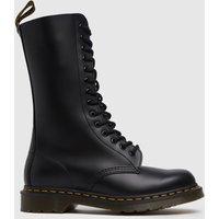 Dr Martens Black 14 Eye Boots