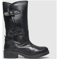 Red Or Dead Black Bill Boots