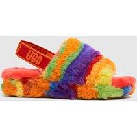 UGG-Multi-Fluff-Yeah-Cali-Pride-Slippers