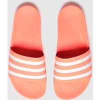 Adidas-Orange-Adilette-Sandals