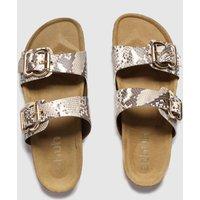 Schuh Natural Santorini Sandals